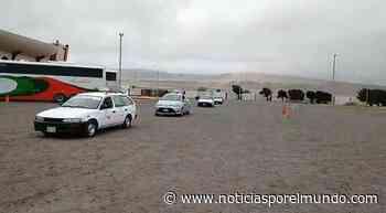 Moquegua: Taxistas reciben permisos para reiniciar servicio en Ilo | lrsd | Sociedad – Noticias Peru - Noticias por el Mundo