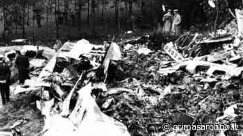 Disastro aereo di Olgiate Olona, il messaggio del sindaco - Prima Saronno