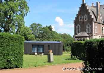 Kasteelpark in Groot-Zemst voor het eerst in Slow Cabins-aanbod - Het Nieuwsblad
