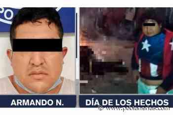 Capturan a principal incitador del linchamiento en Ajalpan - Poblanerías en línea