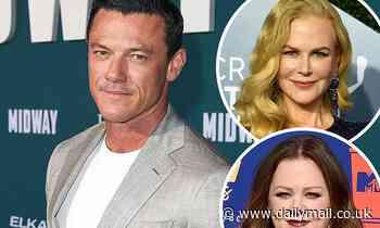Luke Evans joins Nicole Kidman in Nine Perfect Strangers - Daily Mail