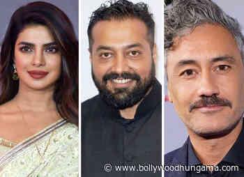 Priyanka Chopra, Anurag Kashyap, Taika Waititi, Nicole Kidman, Martin Scorsese amongst others named as TIFF Ambassadors - Bollywood Hungama