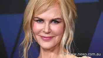 Russell Crowe recalls Nicole Kidman's crude Aussie slang prank on Jay Leno - NEWS.com.au