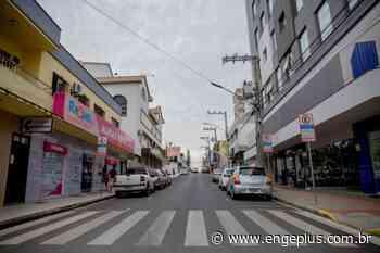 Rua Anita Garibaldi terá mão dupla na área central de Içara - Engeplus