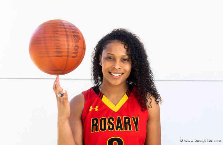 OCVarsity Female Athlete of the Year: Rosary's Asia Avinger