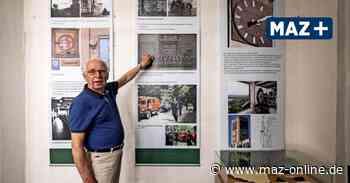 Veritas Wittenberge: Neue Ausstellung zum berühmten Uhrenturm - Märkische Allgemeine Zeitung