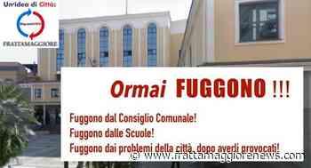 """FRATTAMAGGIORE. Il movimento RipartiAMO """"Ormai FUGGONO, hanno fallito in tutto"""" - Landolfo Giuseppe"""