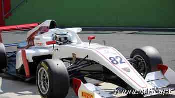 Motori, Matteo Nannini secondo a Imola nei test della Formula Regional Europea - ForlìToday