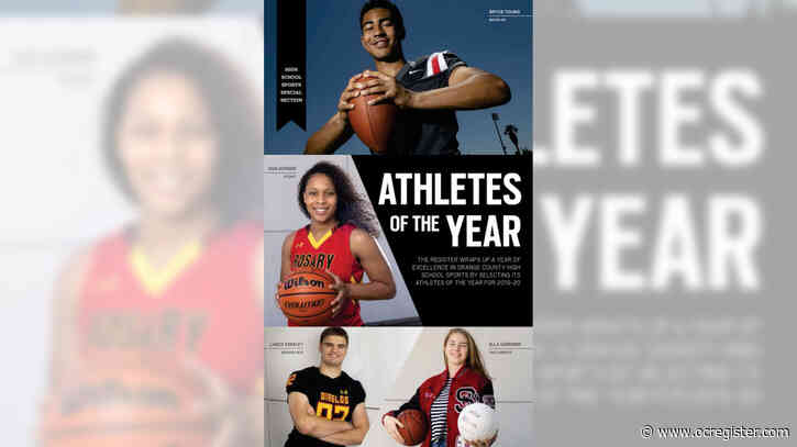 OCVarsity 2020 Athletes of the Year special section