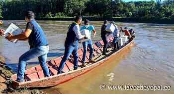Familias afectadas por la lluvia en Paz De Ariporo, Pore y Yopal, recibieron ayudas - Noticias de casanare - La Voz De Yopal