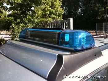 Hockenheim: Unfall auf der B39 - Regenbogen