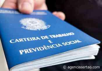 Confira mais vagas de emprego em Guanambi - Agência Sertão