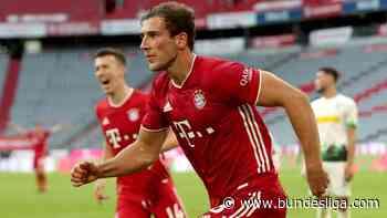 VEA: Leon Goretzka, goleador, ganador y ambicioso - Bundesliga.com - el sitio web oficial