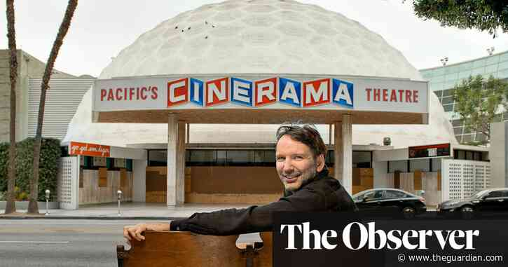 Movie magic: 'The cinema is my solace in times of crisis'