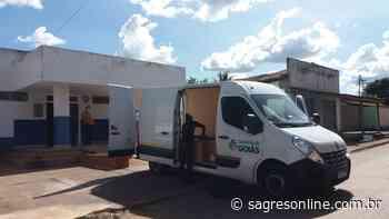 HCamp de Porangatu recebe equipamentos para reforçar atendimento a pacientes com Covid-19 - Sagres Online