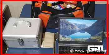 Suspeito de furtar objetos em apartamento é preso em Picos - GP1