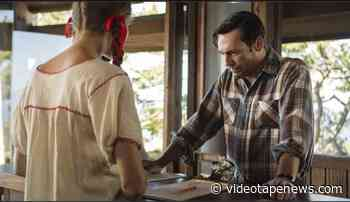 Jon Hamm: Is he dating 'Mad Men' star Anna Osceola? - Video Tape News
