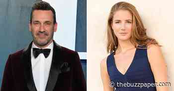 Jon Hamm Is Dating Anna Osceola! Here's What We Know - The Buzz Paper