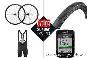 Sunday trading: Big discounts on Zipp wheels and Schwalbe tyres