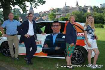 Warburg zu einer Marke machen - Westfalen-Blatt