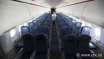 Critics not on board with airlines' decision to relax in-flight physical distancing during COVID-19