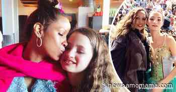 Stacey Dash Celebrates Her Only Daughter Lola's 17th Birthday with a Sweet Throwback Photo - AmoMama