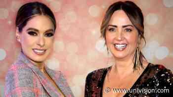Cachan 'infraganti' a Galilea Montijo y la cara que pone Andrea Legarreta no tiene precio - Univision