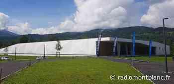 Sallanches : le futur centre aquatique commence à prendre forme - Radio Mont Blanc