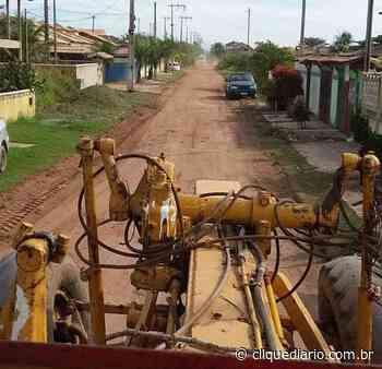 Prefeitura de Cabo Frio realiza força-tarefa de nivelamento de vias em Tamoios - Clique Diário