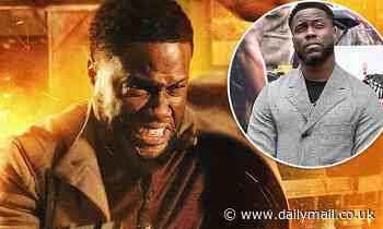Kevin Hart posts teaser for Quibi action series Die Hart - Daily Mail