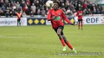 Football – N3 : Stive Mendy, nouvel attaquant du CMS Oissel, ne voulait pas retourner en R1 - Paris-Normandie