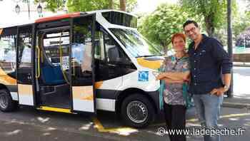 Figeac. Deux nouveaux bus plus propres sur le réseau urbain - ladepeche.fr