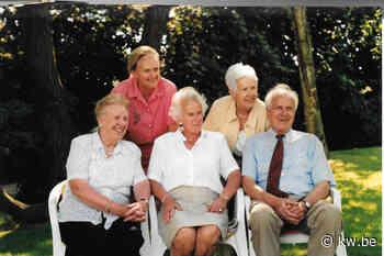 Ijzersterke generatie: broer en vier zussen Debels allen voorbij de 90 jaar