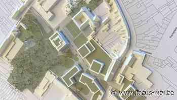 Stadsvernieuwingsproject op oude collegesite in Tielt van start - Focus en WTV