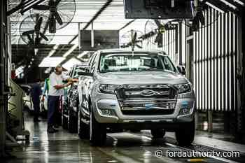 Ford Motor Company Pacheco Assembly Plant - Pacheco, Argentina - Ford Authority