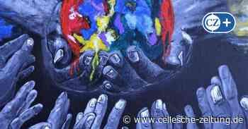 Meine bunte Welt - Ausstellung von Evelyn Reschke in Hermannsburg - Cellesche Zeitung