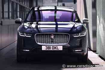Jaguar I-Pace : petite mise à jour - Caradisiac.com