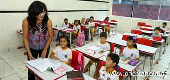 Prefeitura de Rio Branco é premiada nacionalmente por boas iniciativas na Educação municipal - O Rio Branco