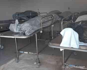 Covid: Necrotério de Rio Branco tem sete corpos na manhã desta sexta-feira - AC JORNAL