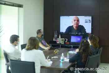 Governo, Prefeitura de Rio Branco e órgãos jurídicos discutem estratégias de fiscalização na pandemia - Agência de Notícias do Acre