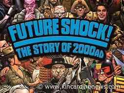 Brown: Documentary on 2000 A.D. creators funny, informative - Kincardine News
