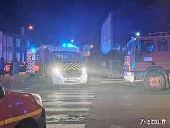 Deux blessés dans l'incendie d'une maison à Grandvilliers - actu.fr