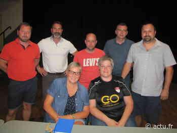 A Grandvilliers, Sébastien Savoye est le nouveau président du GAC football - actu.fr