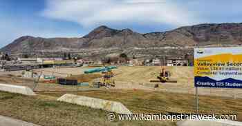 Alberta firm gets contract to build Valleyview secondary expansion - Kamloops This Week