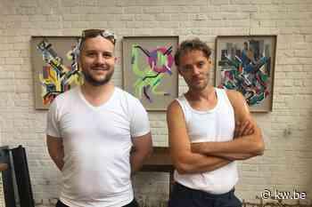 BOLD Design in Deerlijk viert vijfde verjaardag met expo van Benjamin Pattin