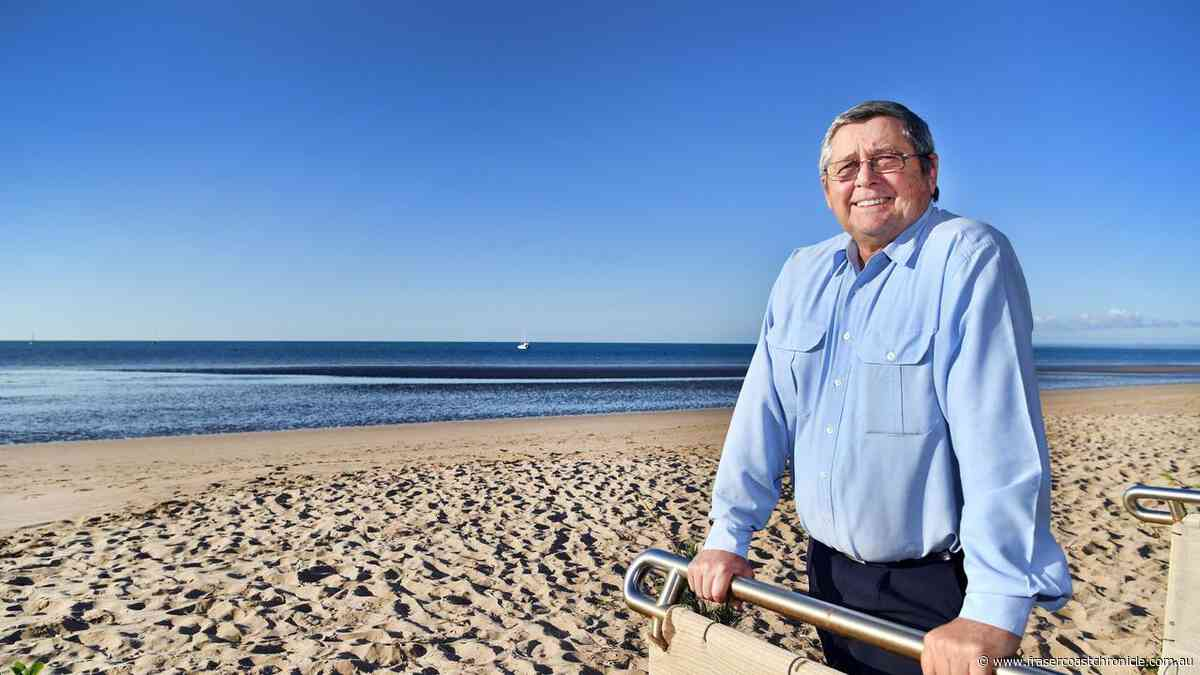 Process underway to replace veteran Hervey Bay MP - Fraser Coast Chronicle