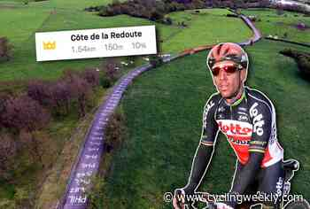 Seven riders have already beaten Philippe Gilbert's La Redoute Strava KoM