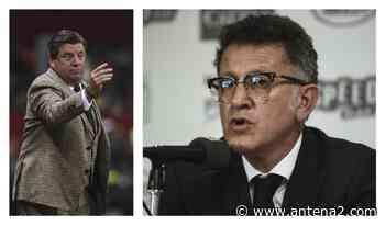 Le tiran duro a Osorio en México: ahora el 'Piojo' Herrera arremetió contra él - Antena 2