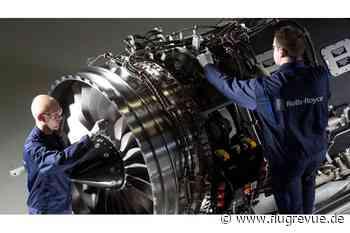 BR725 für G650ER: Rolls-Royce liefert 8.000. Triebwerk aus Dahlewitz - FLUG REVUE