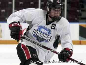 LaForme looks forward to playing for 67's - Wallaceburg Courier Press